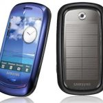 Samsung Releases Solar Powered Phone!