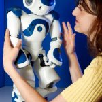 Nao, the first robot able to feel emotions and form bonds with humans that look after it