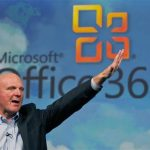 Microsoft reaches for the cloud