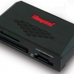 Kingston Digital Launches USB 3.0 Media Reader