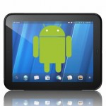 HP TouchPad Gets Jelly Bean, But There's a Catch