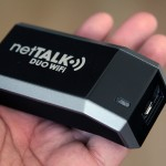 Review: netTALK Duo Wifi VOIP telephone device