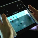 Grippity Aims To Become World's First Transparent Android Tablet