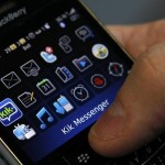 Upstart Canadian chat service Kik logs 100 million users