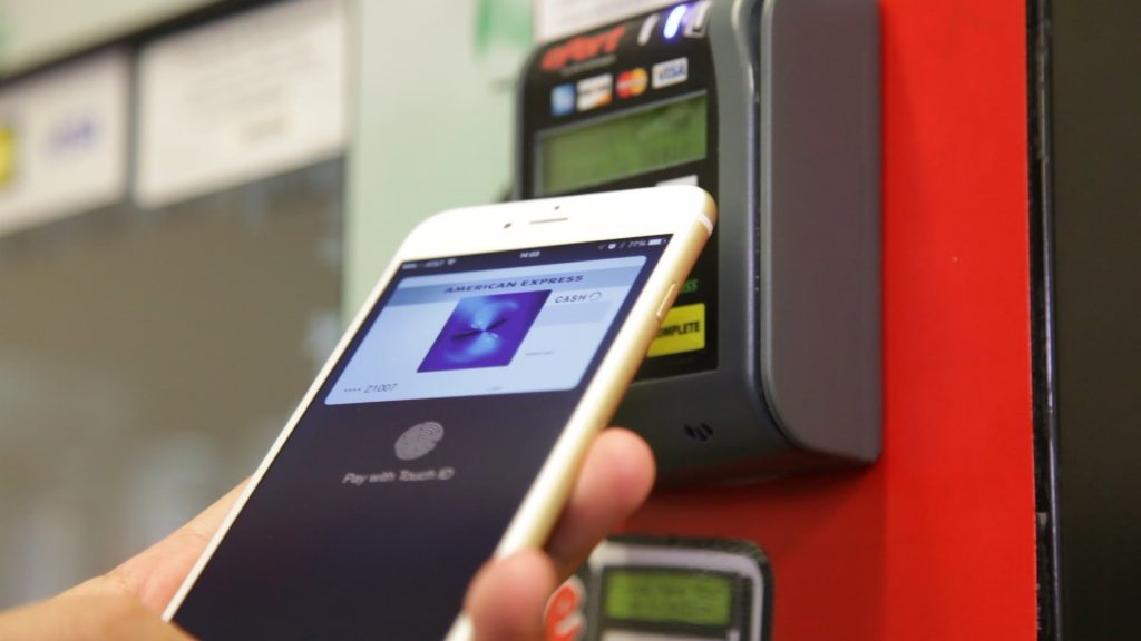 Mobile Pay comes to Vending Machines