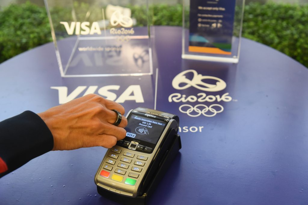 Visa Payment NFC Ring