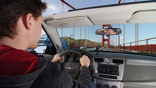 Eye-Tracking Technology For Cars