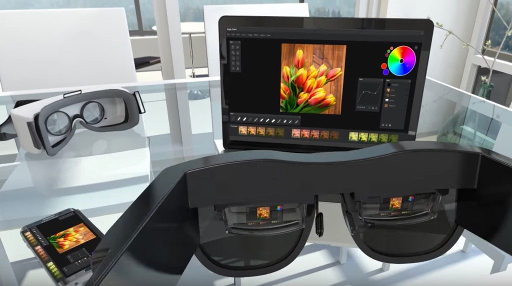 Samsung Monitorless Innovation