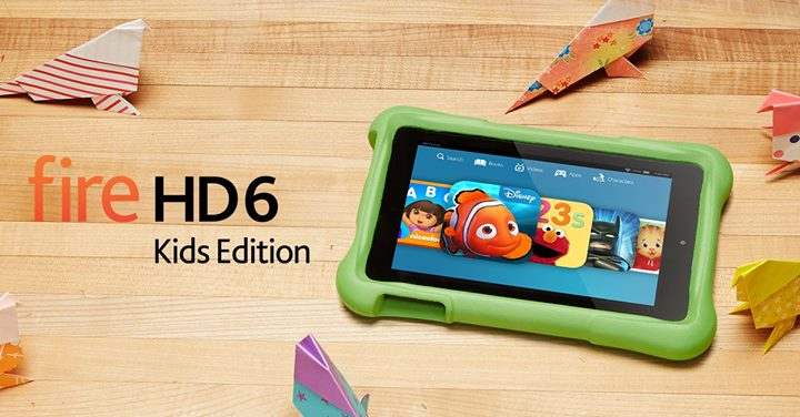 Kindle Fire Kids Edition